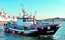 Interceptan un barco de Ondarroa con 2.500 kilos de cocaína frente a Vigo