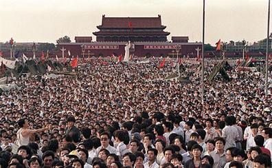 China afirma que la represión de Tiananmen fue una política «correcta»