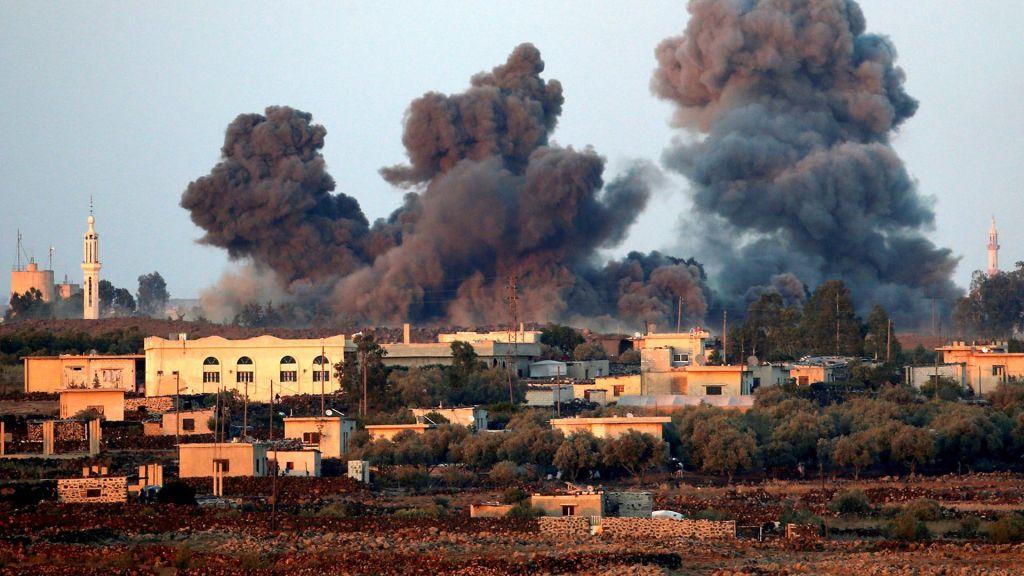 Israel ataca Siria y provoca tres muertos y varios soldados heridos
