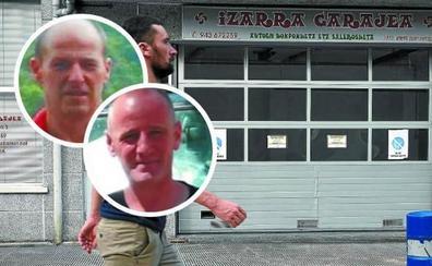 Los hermanos ahogados en Hondarribia «querían enseñar a su primo argentino dónde solían pescar»