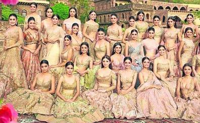 Polémica en Miss India: «¿cómo van a elegir si son todas iguales?»