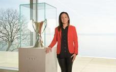 Nadine Kessler: «La estrategia de UEFA incluye duplicar el número de jugadoras»