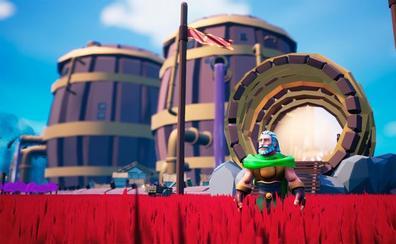'Effie', un videojuego valenciano para PS4