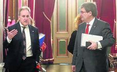 Un nuevo acuerdo Aburto-Gil alumbraría el gobierno local más fuerte de la democracia