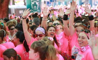La Carrera de la Mujer busca récords este domingo en Vitoria