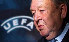 Muere Lennart Johansson, expresidente de la UEFA y «arquitecto» de la Champions