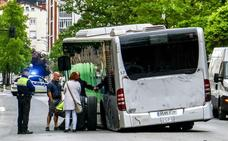 El «inexplicable» caso del autobús de Tuvisa que perdió las ruedas