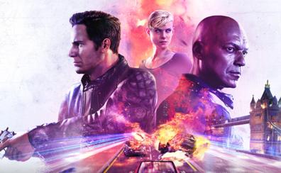 'Blood & Truth' eleva el listón en PlayStation VR