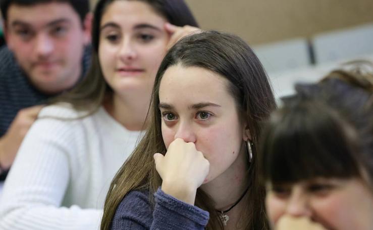1.500 alaveses se enfrentan a la Selectividad hasta el viernes en el campus de la UPV de Vitoria