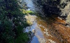 Los residuos fecales dejarán de vertirse al río con el nuevo saneamiento en Zelaieta