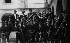 La banda de música resurge en Amorebieta