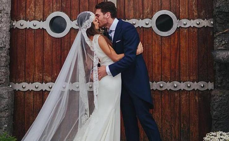Las bodas rojiblancas más 'chic', en imágenes