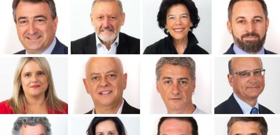 Terrenos, apartamentos, fondos de inversión... ¿Cuál es el patrimonio de los diputados vascos?