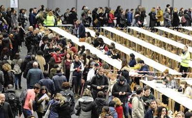 8.752 aspirantes para las 308 plazas de personal administrativo que ofrece la Diputación de Bizkaia