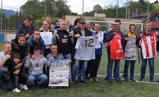 Veteranos del Real Madrid, la Cultural y el Extremeño se enfrentarán en Tabira