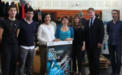 Etxepare Euskal Institutuak eta Eskoziako Dantza Zentro Nazionalak 'Atlantik 1050' proiektua sortu dute