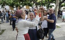 La XIV Folklore Azoka de Portugalete arranca mañana con la presencia de 30 lutieres