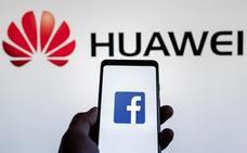 Facebook se suma al veto de Trump contra Huawei