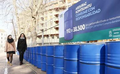 1.800 viviendas recibirán recomendaciones de Amvisa sobre el consumo de agua