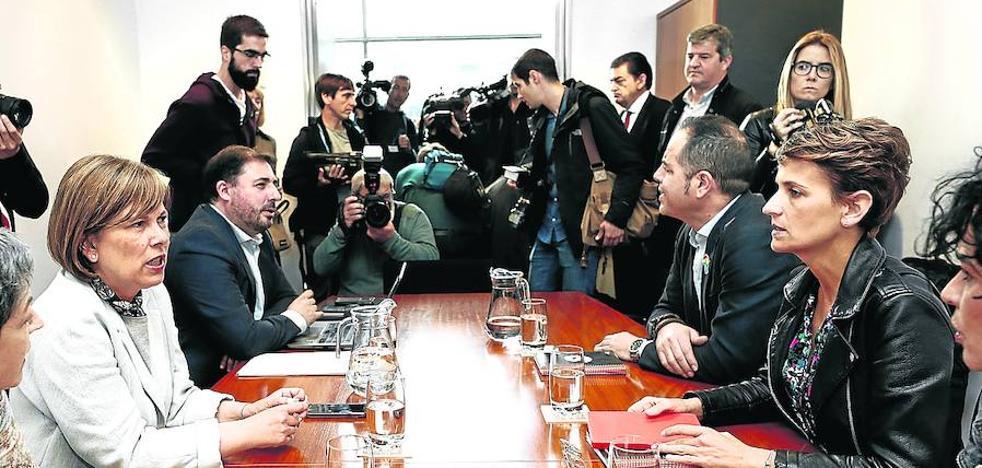 El PNV amaga con retirar su apoyo a Sánchez si permite que UPN gobierne en Navarra