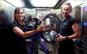 Dos mujeres atravesarán en bici Irán, donde ellas tienen vetadas las dos ruedas