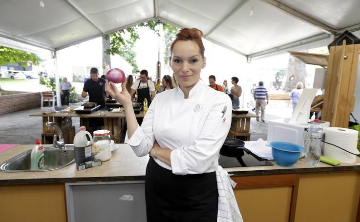 Festival gastronómico de Las Encartaciones