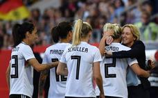 Solo nueve de las 24 selecciones tienen una mujer como entrenadora