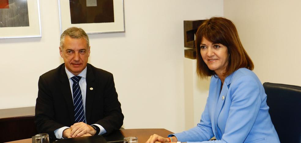 El PNV fuerza la retirada de su candidato en Irún para salvar el pacto con el PSE