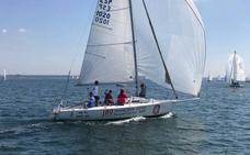 Getxo impulsa la navegación a vela fuera de la temporada estival