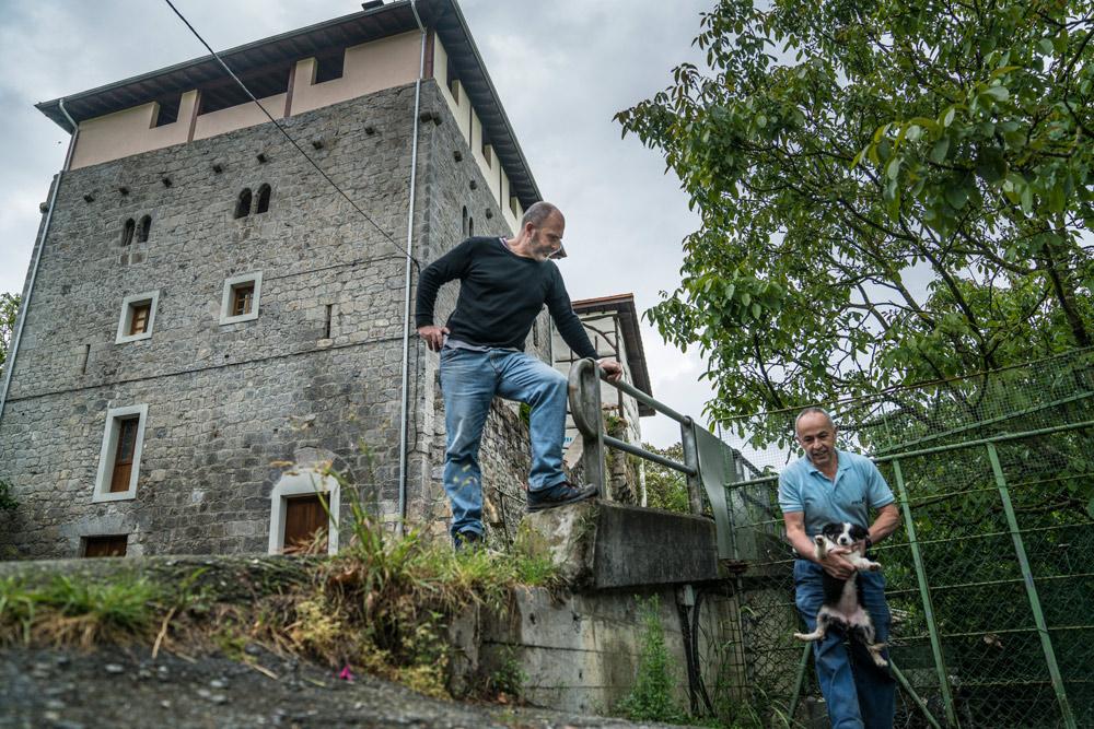 Cuatro casas torre de ensueño de Bizkaia