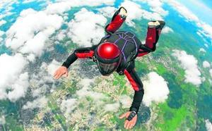Tirarse sin paracaídas