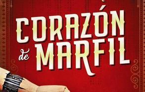 'Corazón de marfil' de Luis Manuel Ruiz