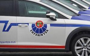 Un ertzaina fuera de servicio impide un violento robo en Bilbao