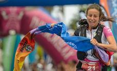 Leire Martínez gana la ultra trail Tenerife Bluetrail