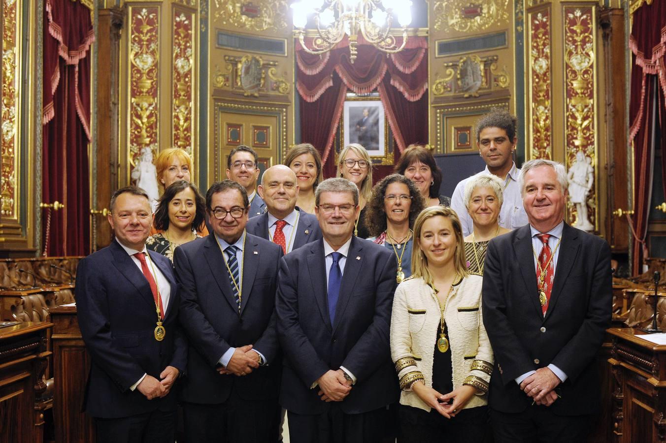 La despedida de los 14 concejales de Bilbao que no repiten en el Ayuntamiento