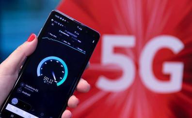El 5G llega a Euskadi con Vodafone el 15 de junio pero sin móviles de Huawei