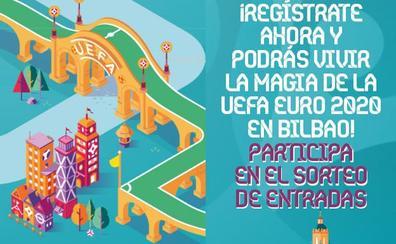 La entradas de la Eurocopa 2020 te pueden salir gratis si te registras hoy