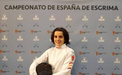 La alavesa María Ascasso, entre las mejores tiradoras de España