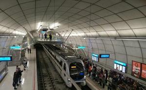 Agreden a una empleada de Euskotren en Bilbao