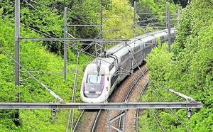 Francia renueva la vía desde Hendaya hasta Burdeos para mejorar la circulación del TAV
