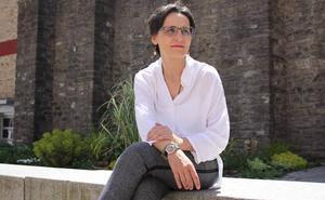 Josune Irabien, una alcaldesa deportista y pionera