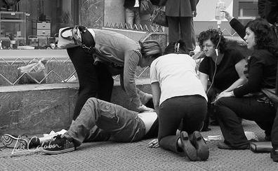 La cacería humana de un perturbado en Santutxu