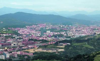 Bilbao comprará 288 'campos de fútbol' de monte en su perímetro para completar el anillo verde
