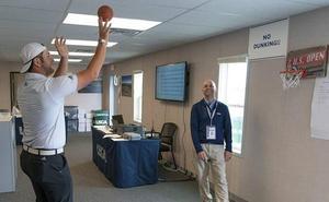 Jon Rahm llega relajado al US Open