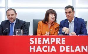 El PSOE no negociará con UPN la investidura de Sánchez para no perder los votos del PNV