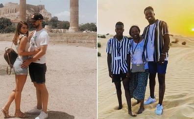 Las vacaciones de los futbolistas: del mítico Ibiza a las islas más paradisíacas
