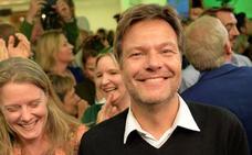 Los jóvenes alemanes dan alas a Los Verdes