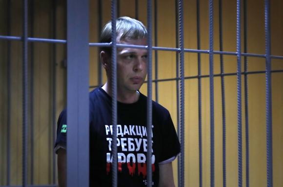 Retiran la acusación a Golunov y en breve abandonará el arresto domiciliario