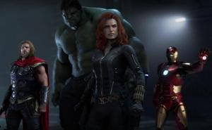 Los Vengadores de Marvel dan el salto a las consolas