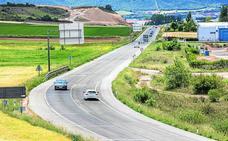 La N-124 se convertirá en autovía para ser la entrada a Rioja Alavesa